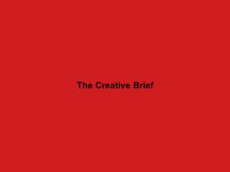The Creative Brief