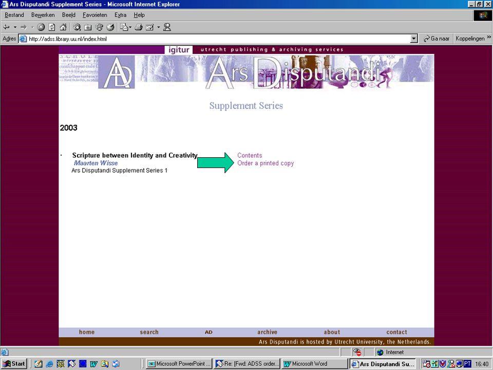 oktober 2003IGITUR11