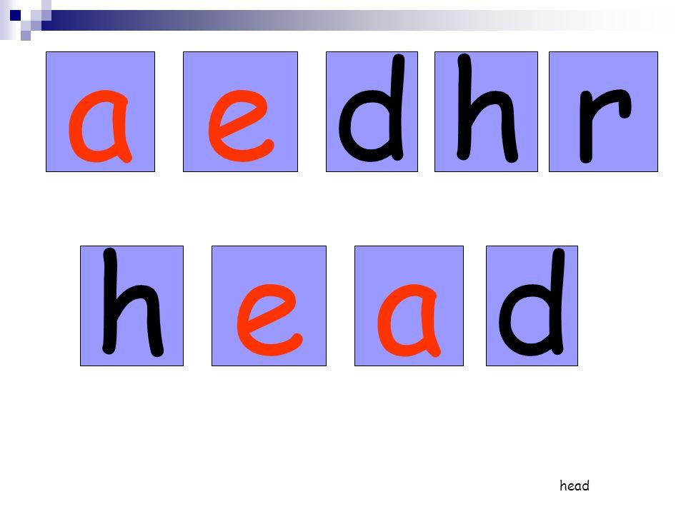 haerd head head