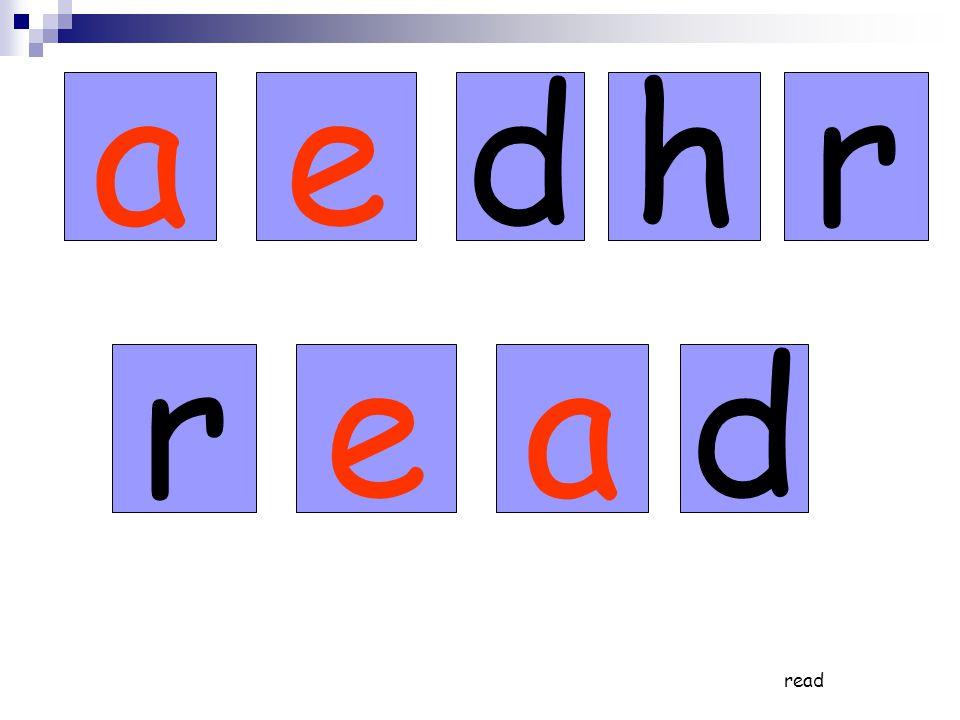raehd read read