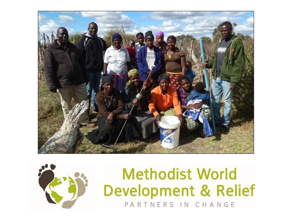 Dabane Trust Zimbabwe Water access and vegetable growing the people are involved