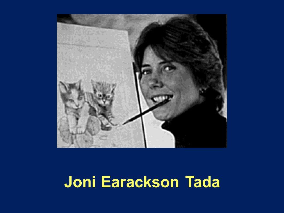 Joni Earackson Tada