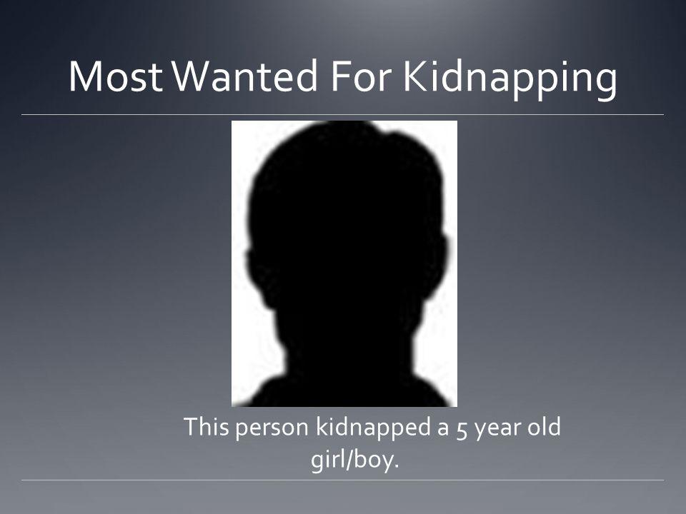 Missing People A GIRL MRS.Z A BOY MR.X