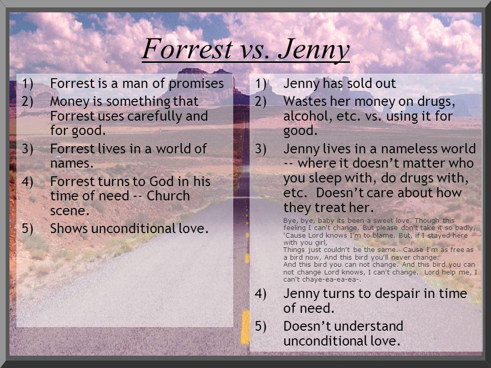 Forrest vs.