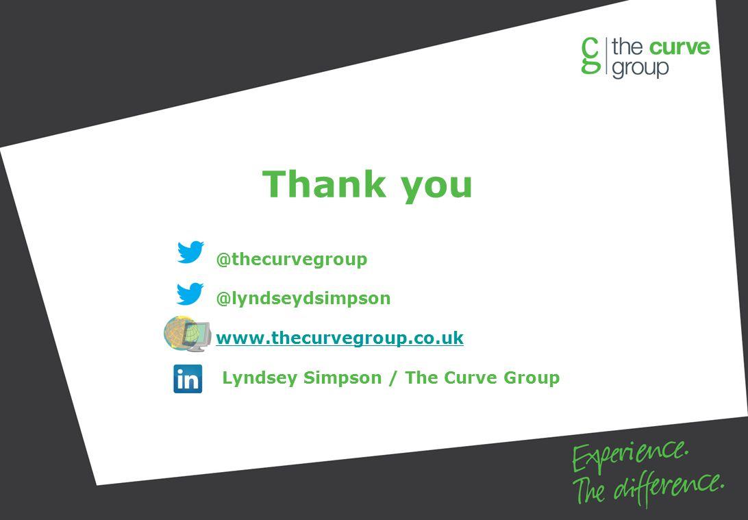 Thank you @thecurvegroup @lyndseydsimpson www.thecurvegroup.co.uk Lyndsey Simpson / The Curve Group