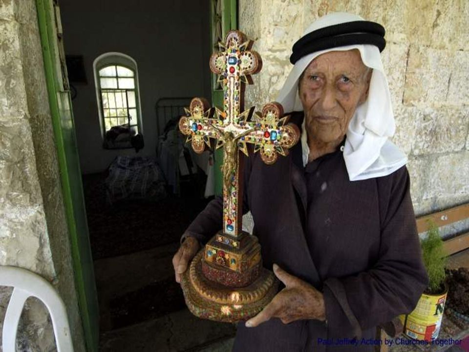 Fr. Abdallah Sumrein The Orthodox Priest