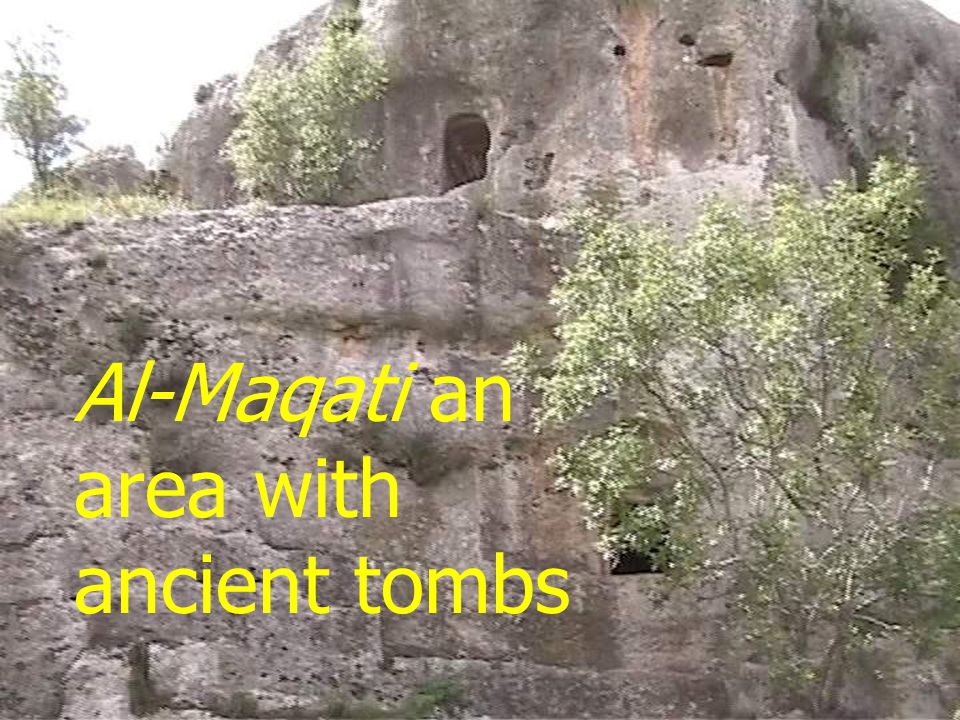 Remains of other Ancient Churches in Aboud Messiah Church – Located where tradition says Jesus preachedMessiah Church – Located where tradition says J