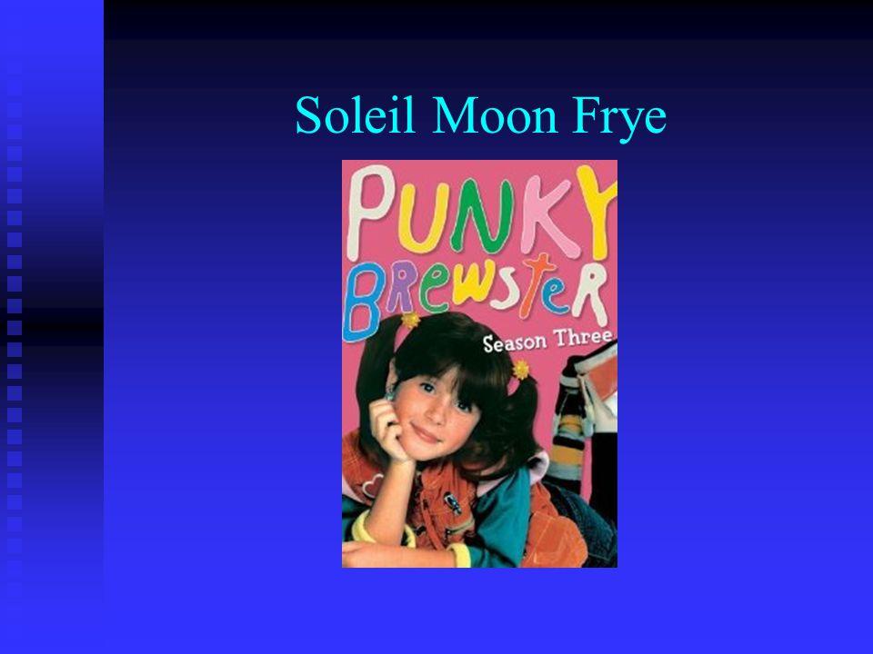 Soleil Moon Frye