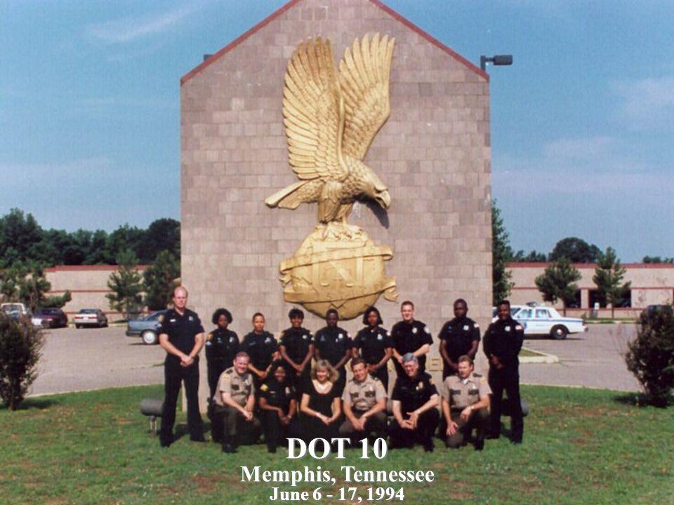 DOT 10 Memphis, Tennessee June 6 - 17, 1994
