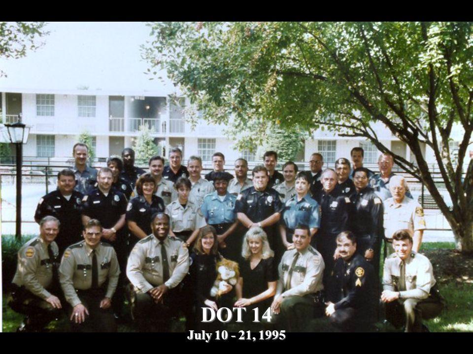 DOT 14 July 10 - 21, 1995
