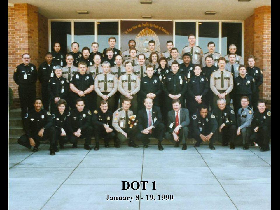 DOT 2 July 23 - August 3, 1990