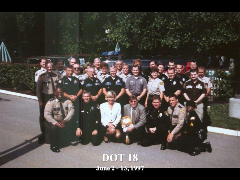 DOT 18 June 2 - 13, 1997