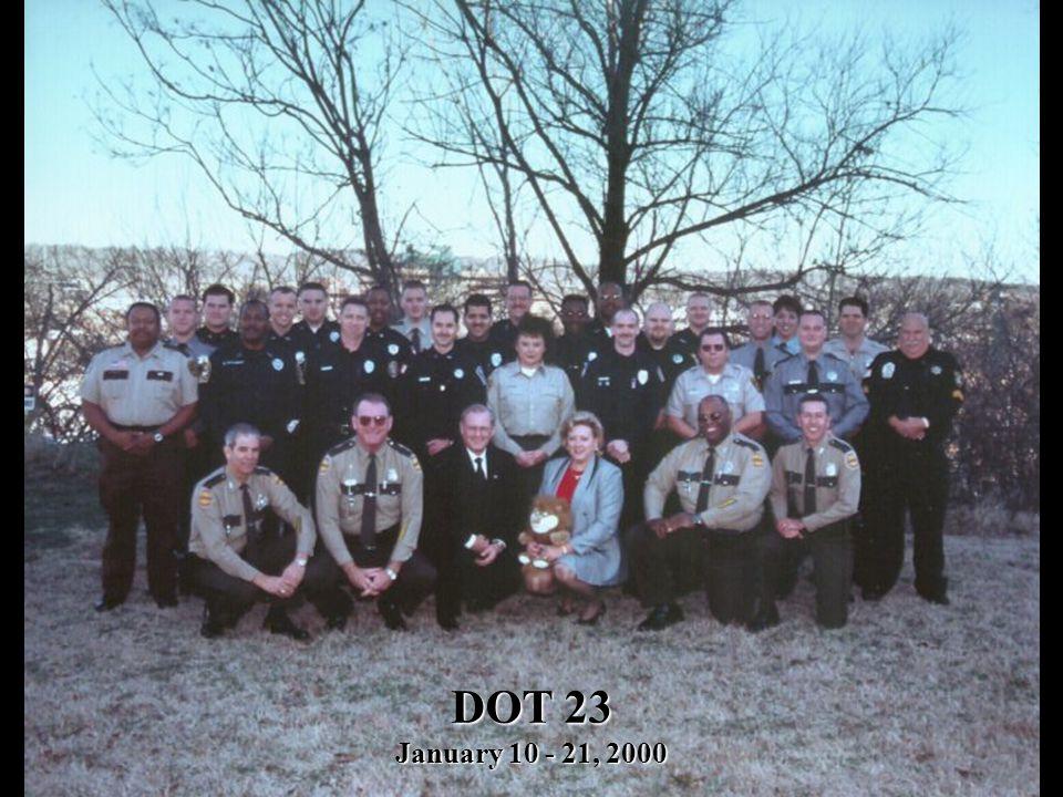 DOT 23 January 10 - 21, 2000