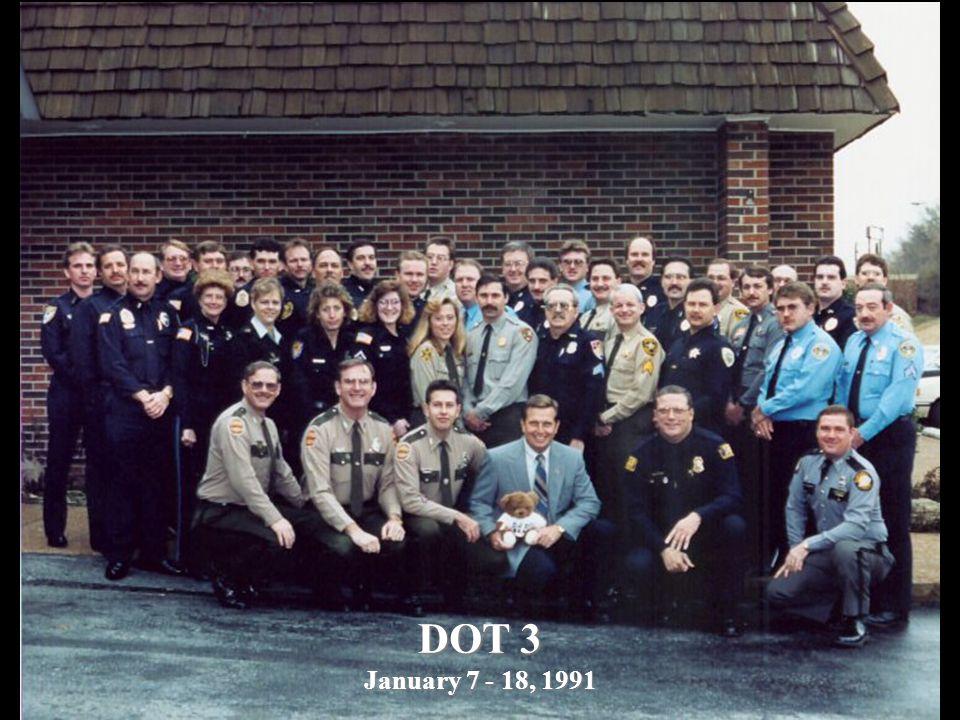 DOT 3 January 7 - 18, 1991