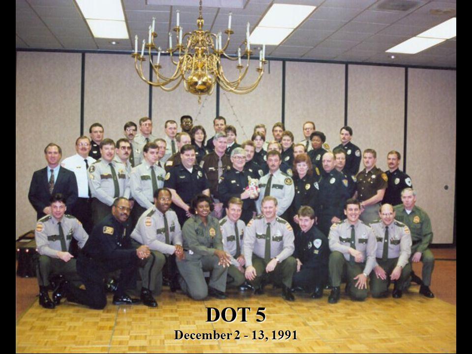 DOT 5 December 2 - 13, 1991