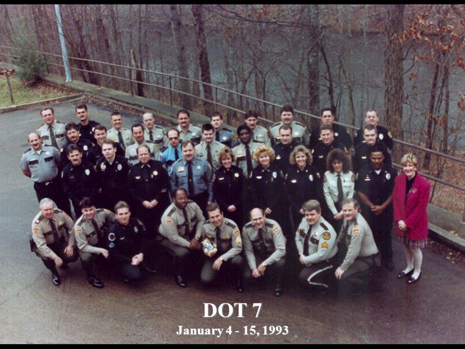 DOT 8 July 19 - 30, 1993