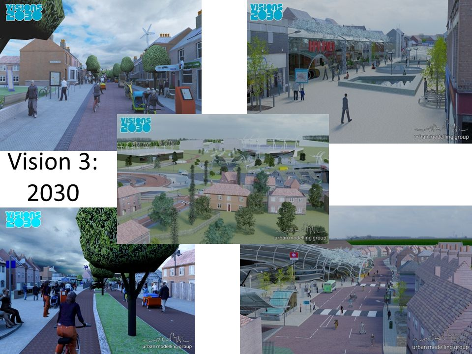Vision 3: 2030