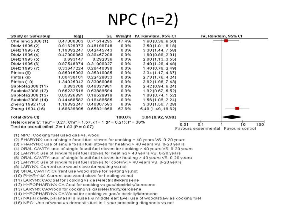 NPC (n=2)