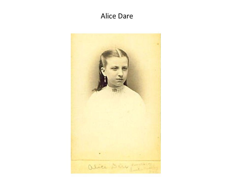 Alice Dare