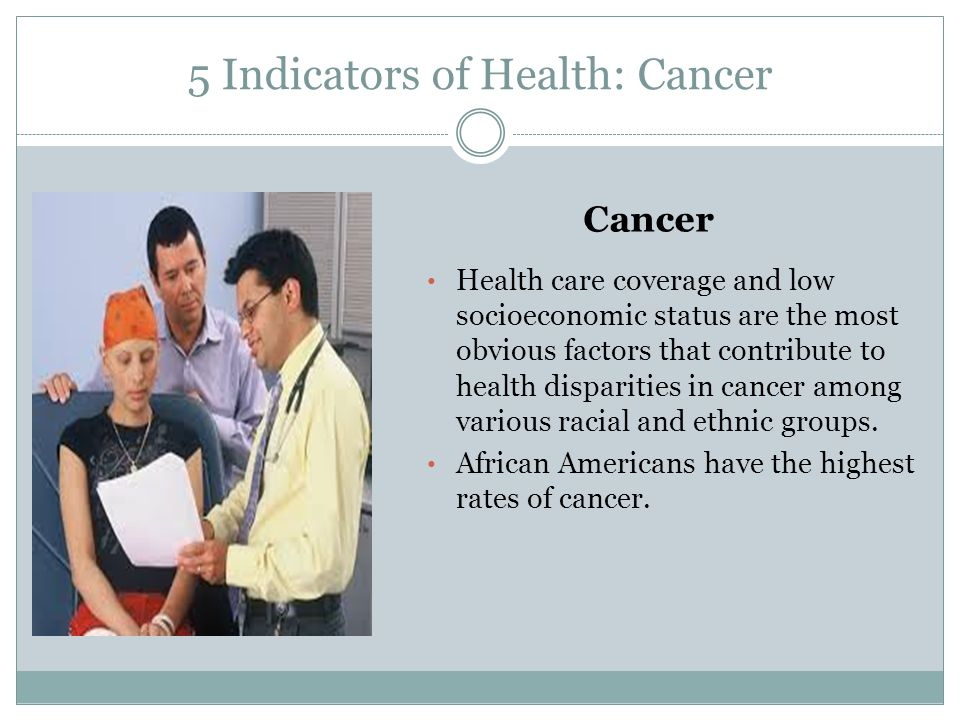 Cancer Findings in Eastern N.C.Whites fare worse than non-whites for cancer mortality rates.