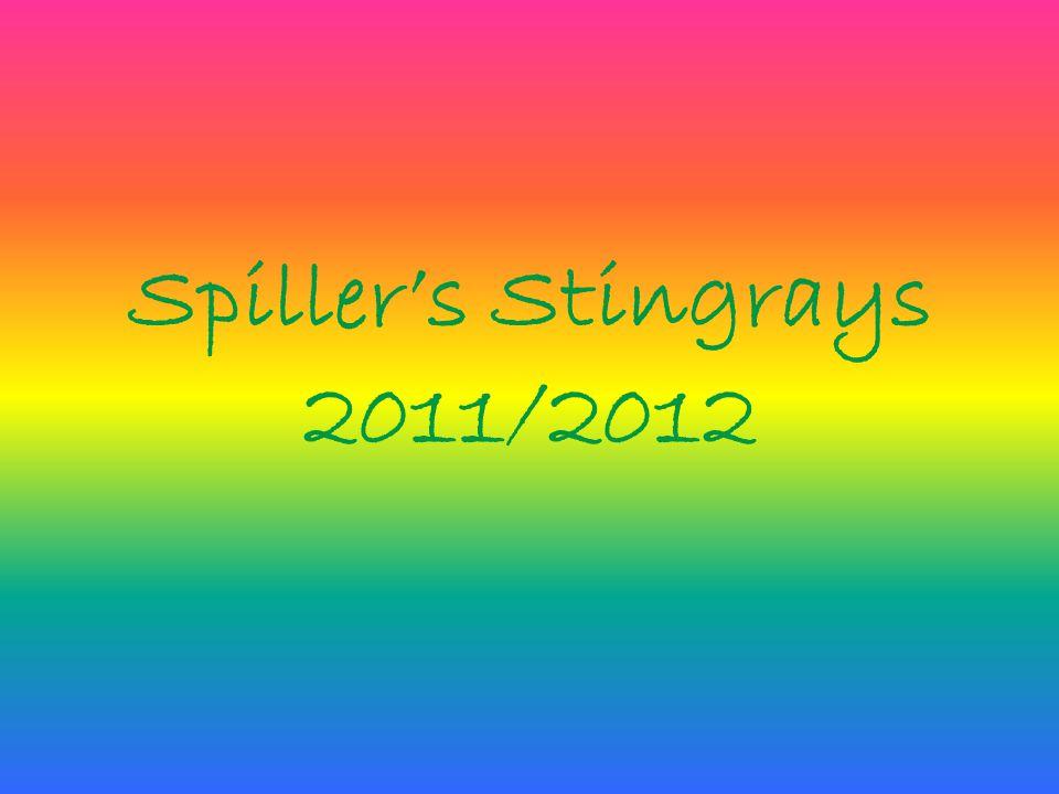 Spiller's Stingrays 2011/2012