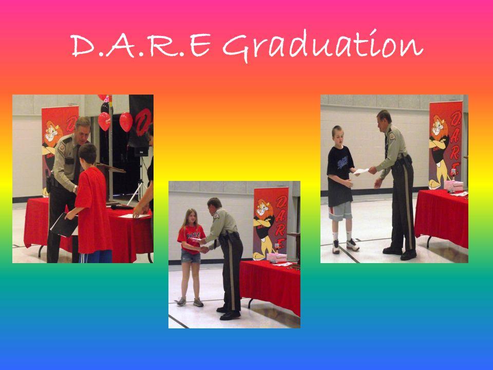 D.A.R.E Graduation