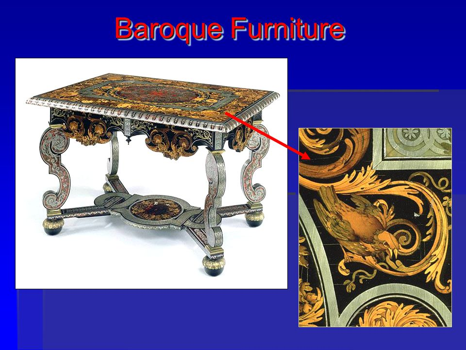 A Baroque Room