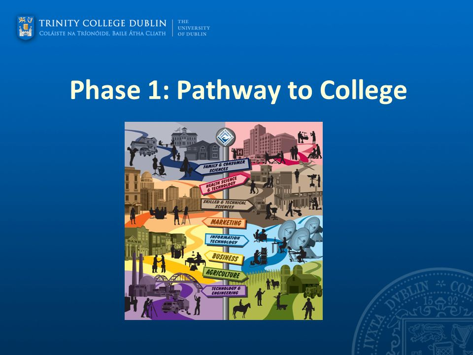 Phase 1: Pathway to College