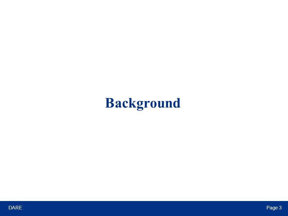 DAREPage 3 Background