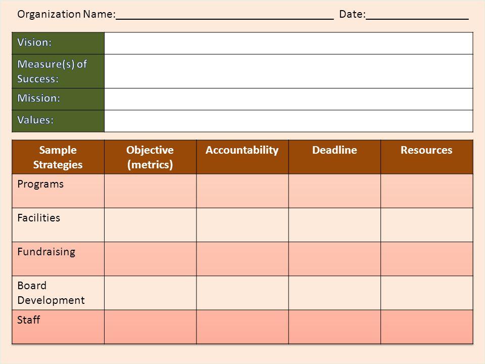 Organization Name:____________________________________ Date:_________________