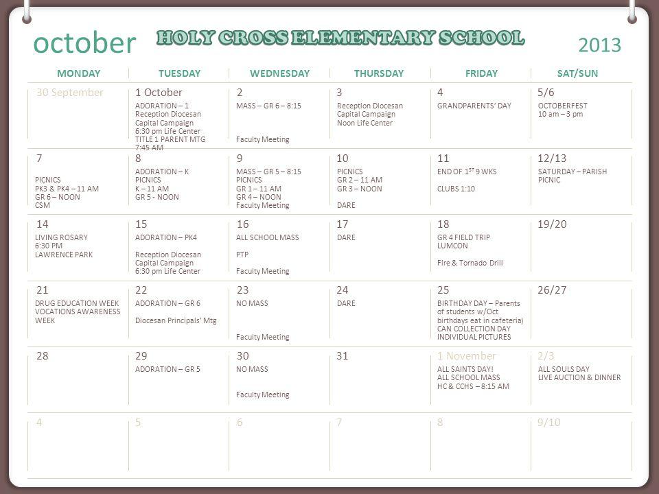 MONDAYTUESDAYWEDNESDAYTHURSDAYFRIDAYSAT/SUN Note: You can print this template to use as a wall calendar.