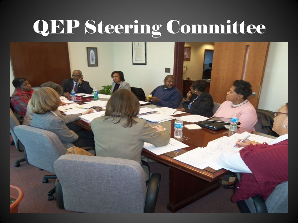 QEP Steering Committee