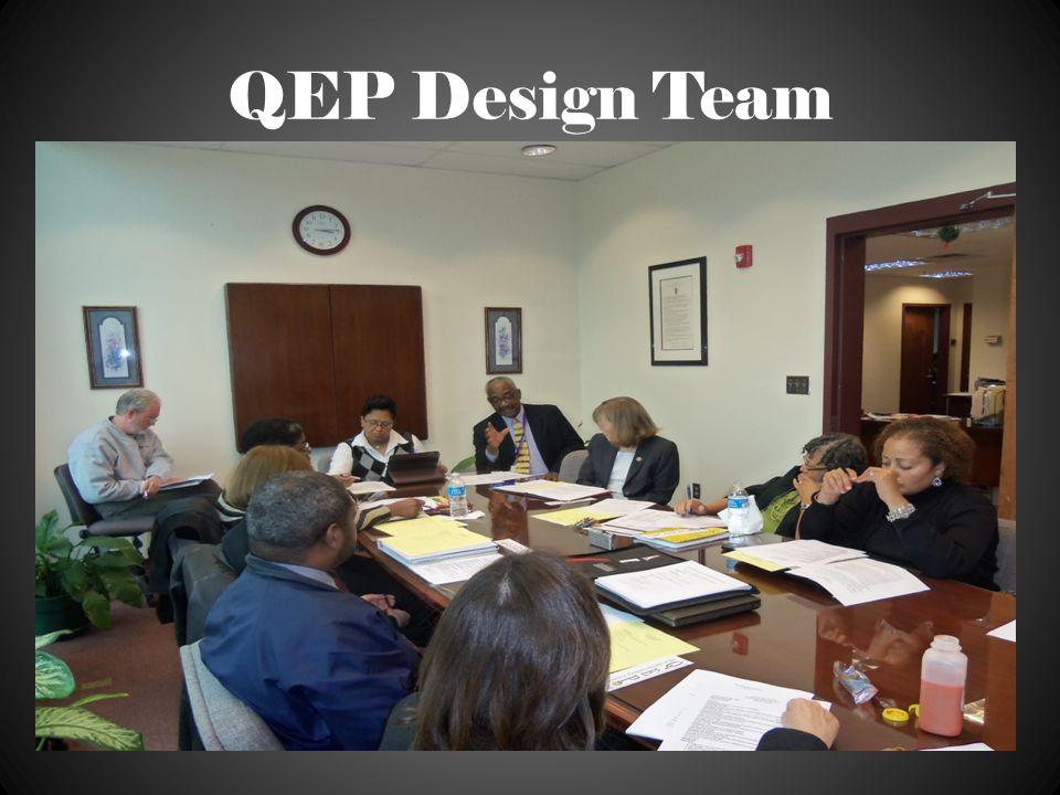 QEP Consultant Workshop