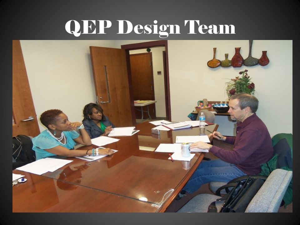 QEP Marketing Team
