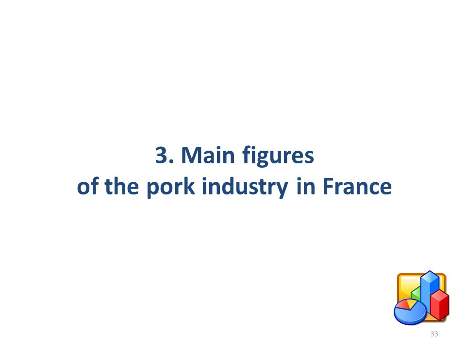 3. Main figures of the pork industry in France 33