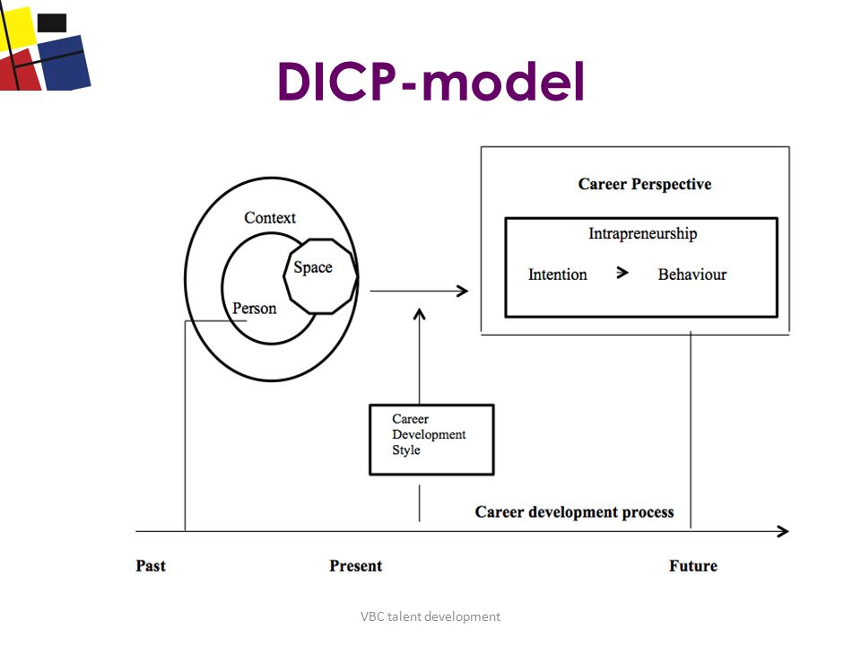 DICP-model VBC talent development