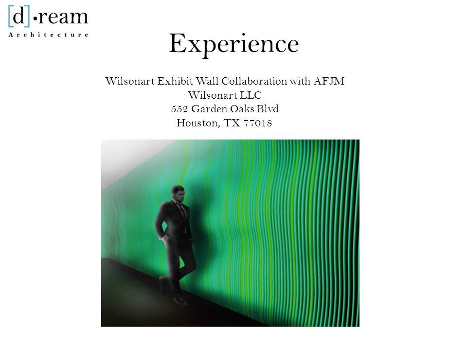 Experience J. Crew Wall Exhibit 4037 Westheimer Road Houston, TX 77027