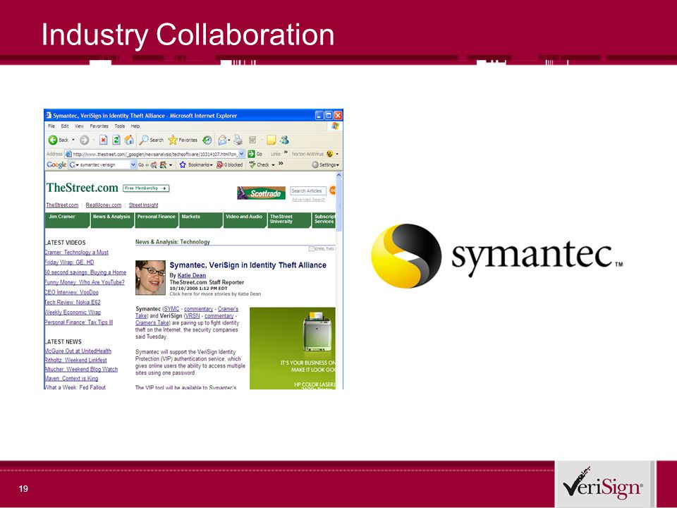19 Industry Collaboration