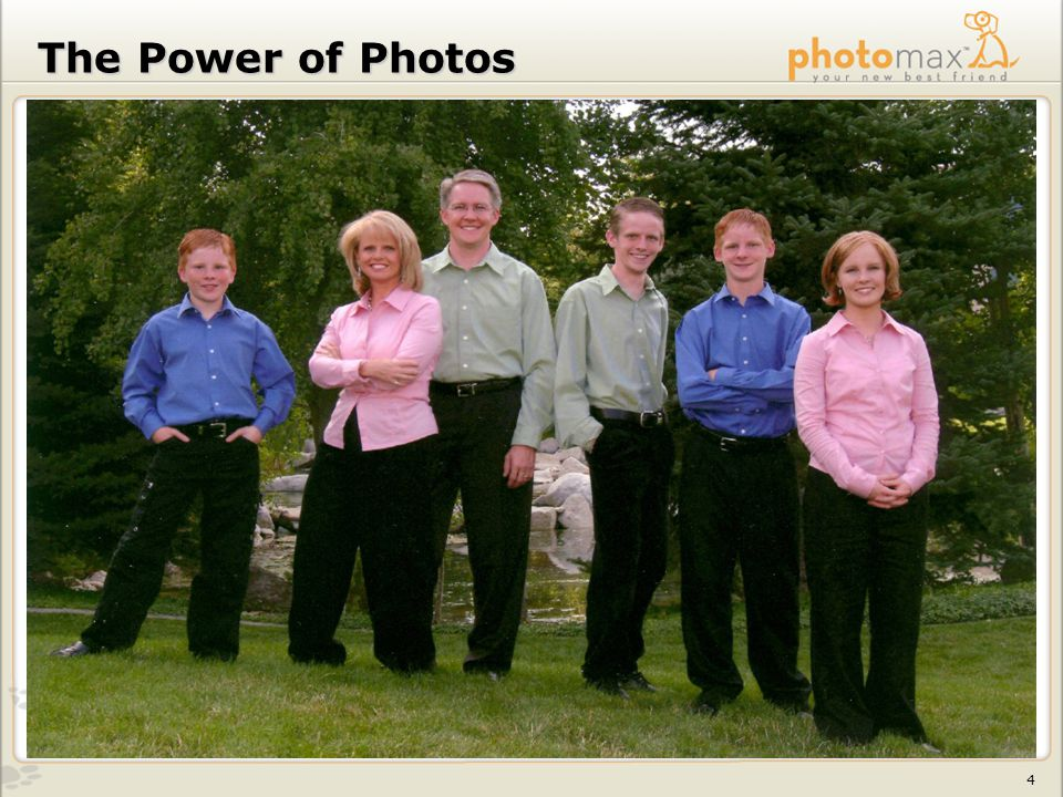 5 Why Photomax.