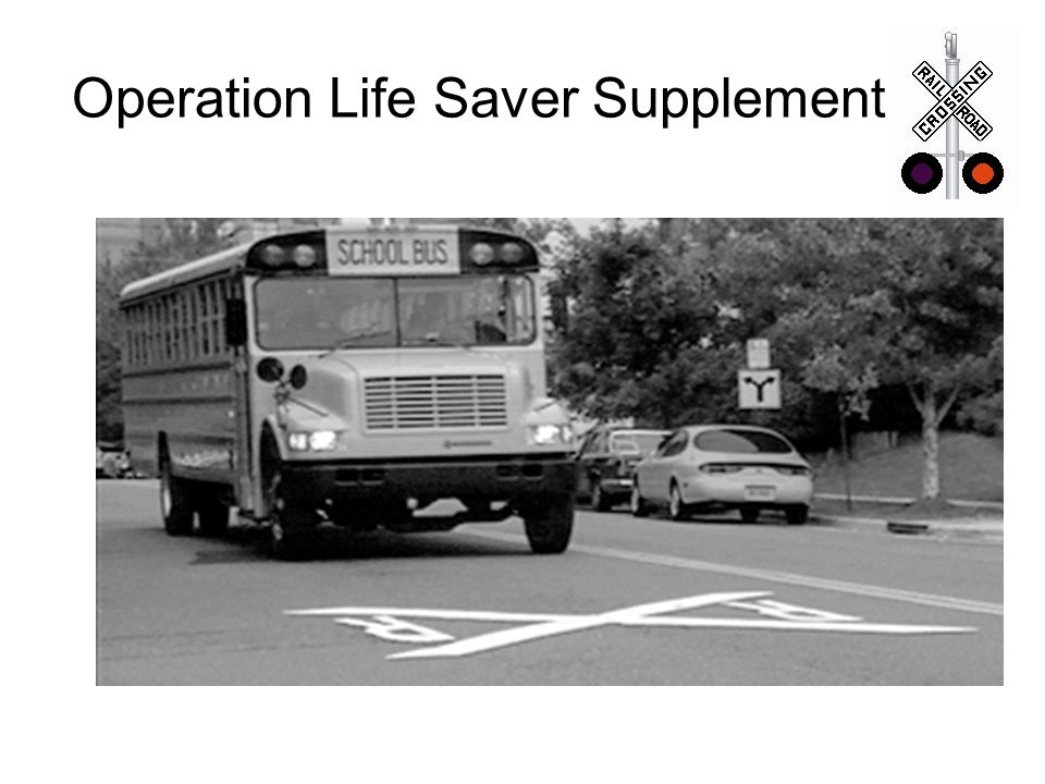 Operation Life Saver Supplement