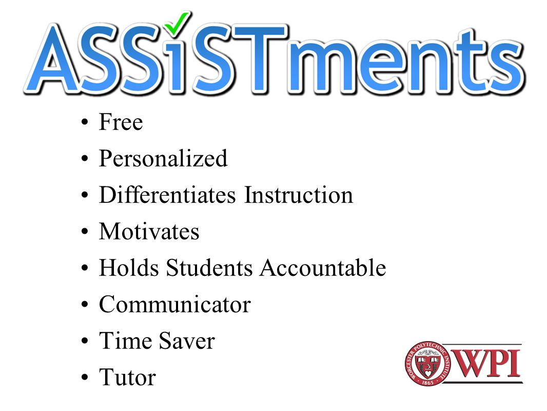 Free Personalized Differentiates Instruction Motivates Holds Students Accountable Communicator Time Saver Tutor
