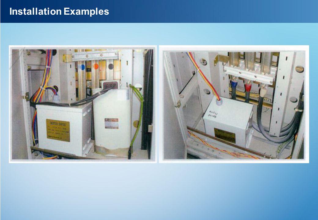 Installation Examples