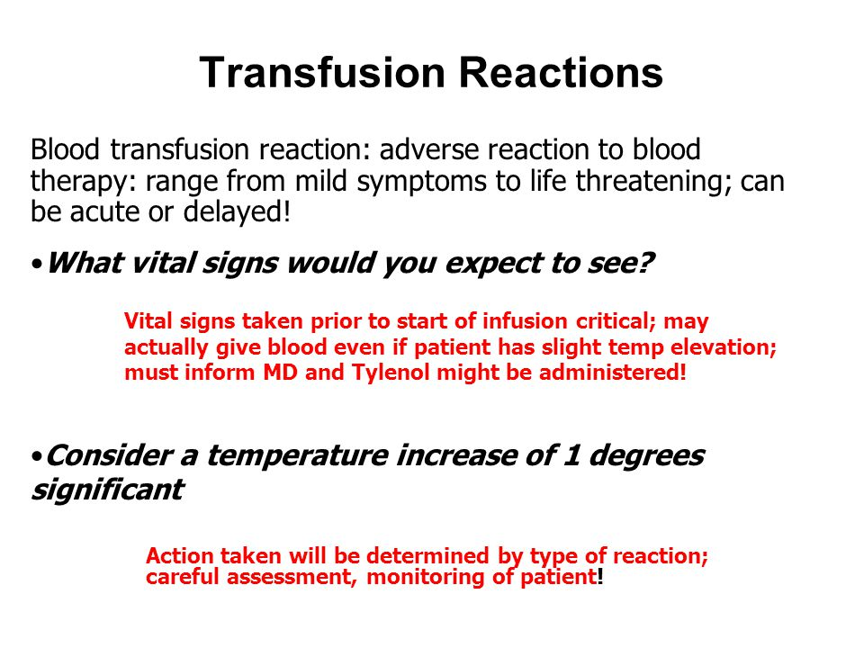 Another question? 3. A client receives a unit of PRBC's-what response to this unit of blood is anticipated ? Recall that 1 unit of PRBC's increases th