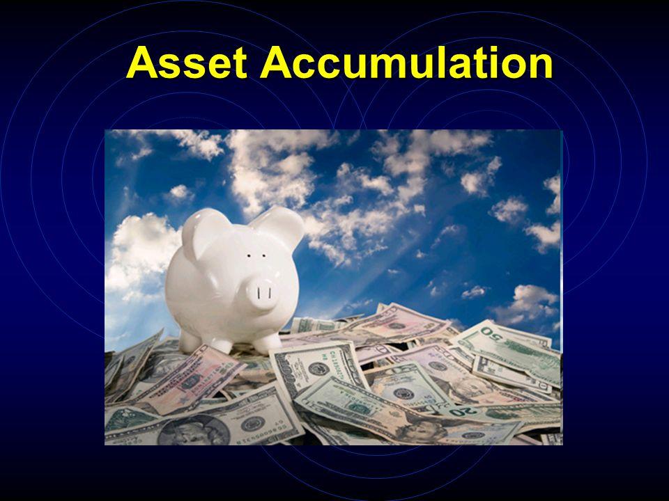 Asset Accumulation