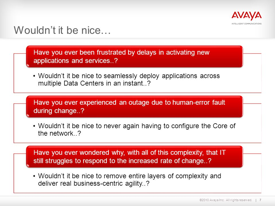 ©2010 Avaya Inc.All rights reserved.38 What is the ERS 8800...