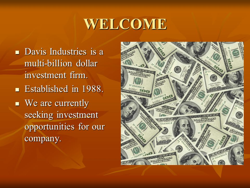 Target Area of Interest The sports industry generates several hundred billion dollars annually.