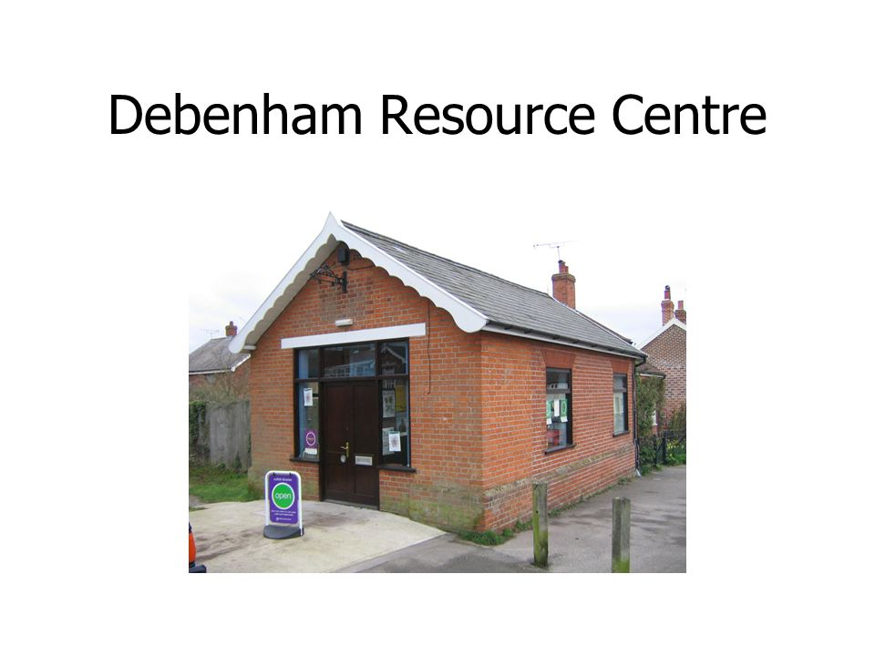 Debenham Resource Centre