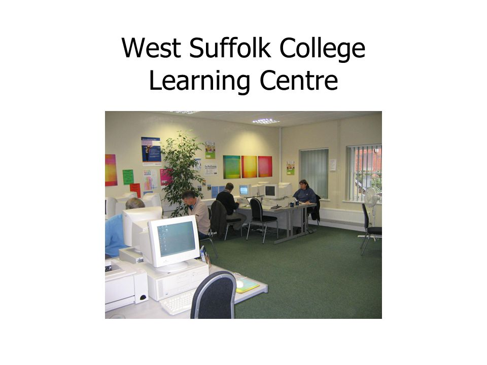 West Suffolk College Learning Centre