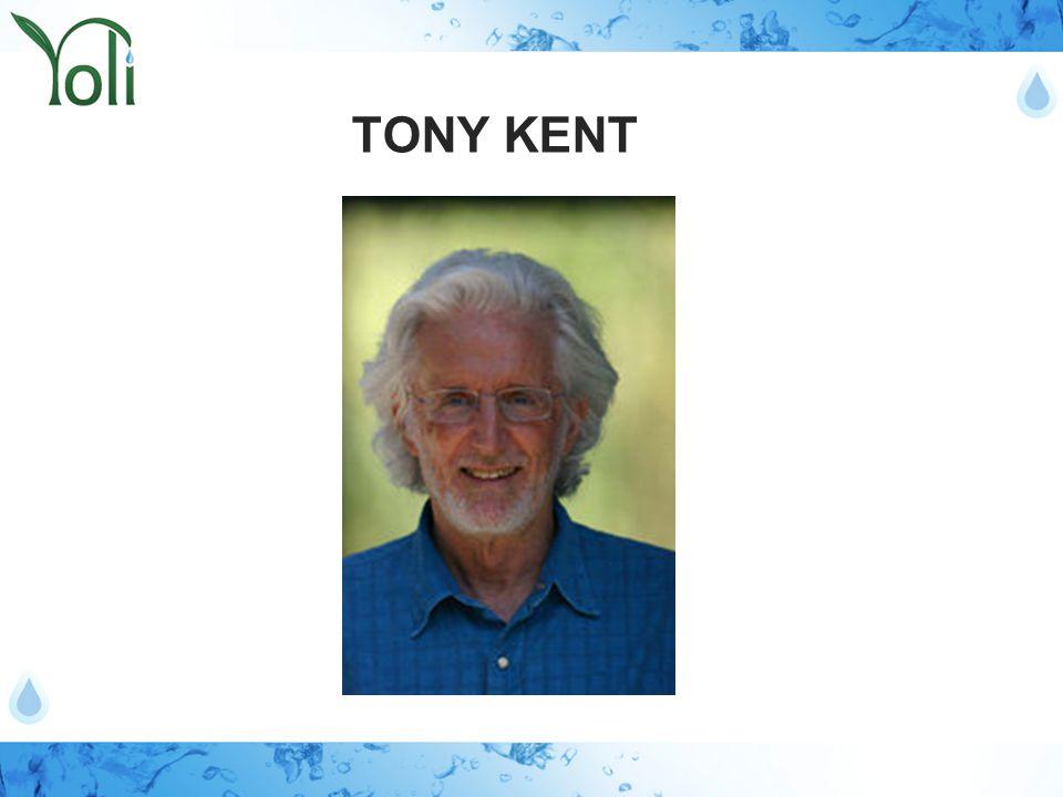 TONY KENT