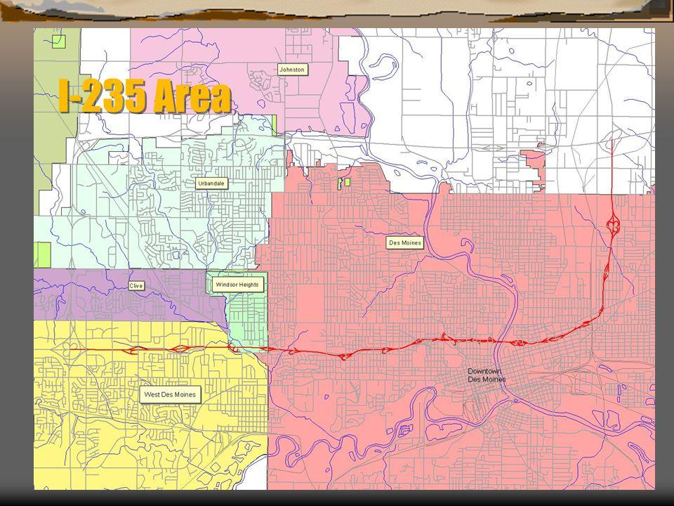 I-235 Area